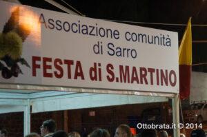 Sarro Festa di San Martino